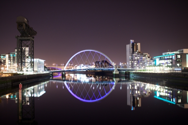 glasgow_at_night